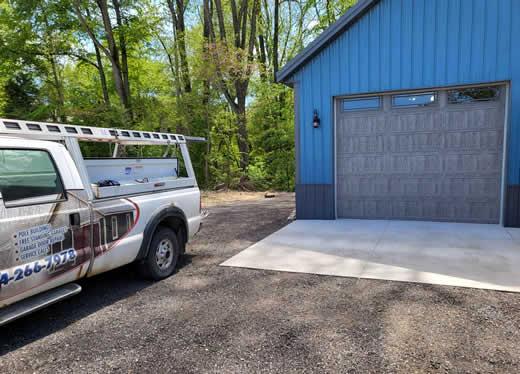 Garage Doors Construction Michigan Indiana Proffitt Overhead
